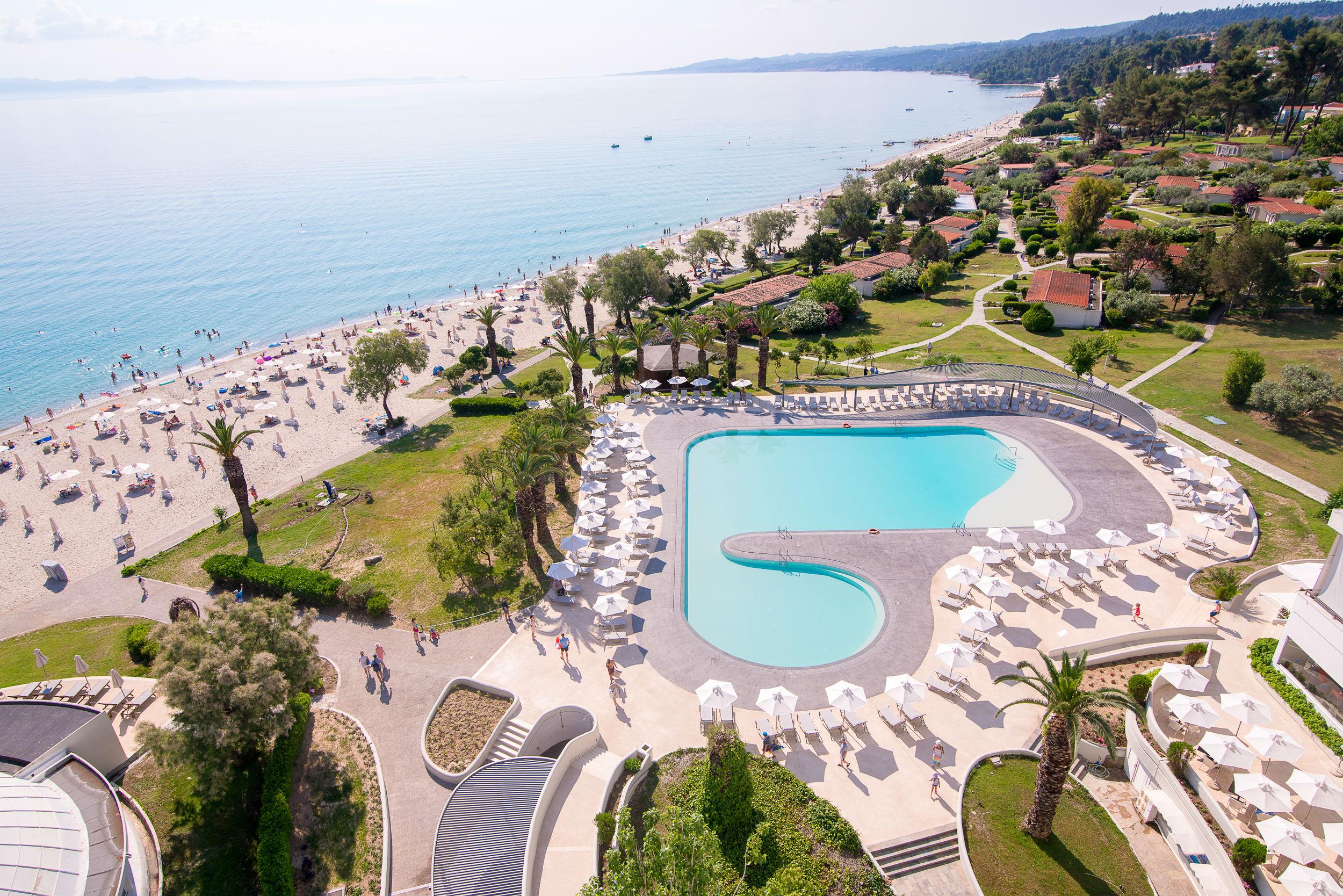 Ghotels Pallini Beach