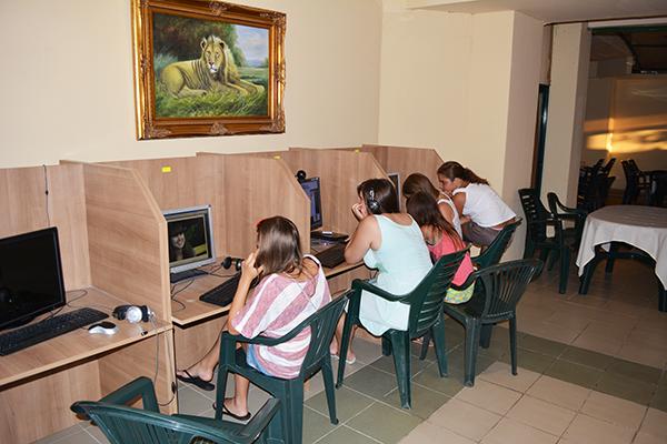 HOTEL NIMFA RUSSALKA