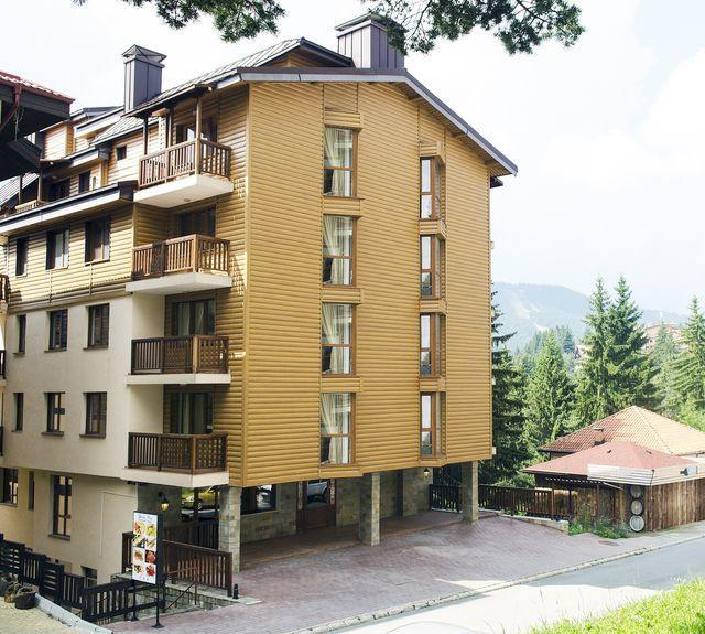 Mountain Lodge Aparthotel
